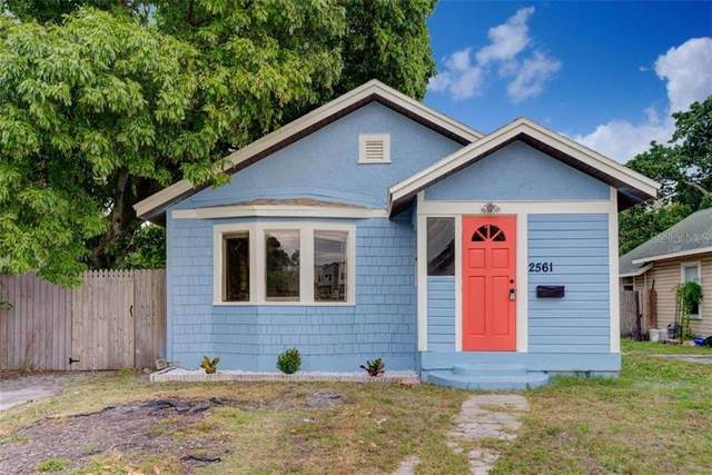 2561 13TH Avenue N, St Petersburg, FL 33713 (MLS #U8110585) :: Premium Properties Real Estate Services