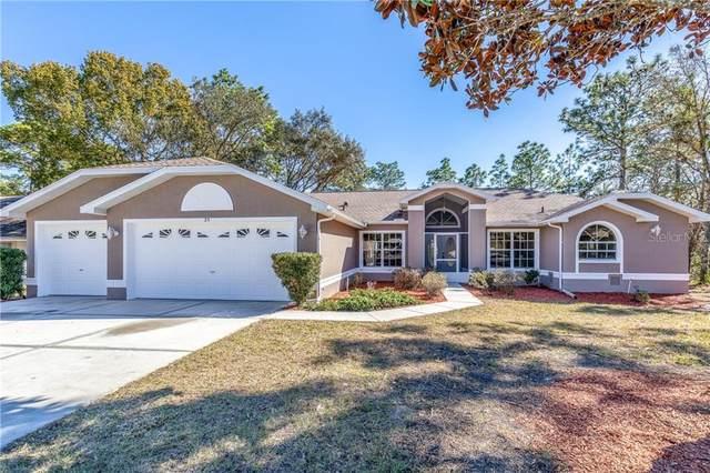 25 Mayflower Court S, Homosassa, FL 34446 (MLS #U8110586) :: Bustamante Real Estate