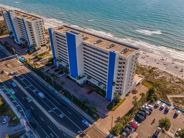 15000 Gulf Boulevard #704, Madeira Beach, FL 33708 (MLS #U8110594) :: Dalton Wade Real Estate Group