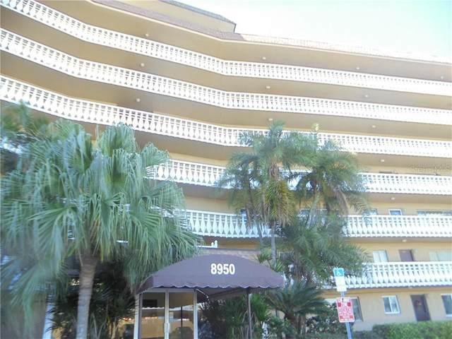 8950 Park Boulevard #510, Seminole, FL 33777 (MLS #U8110605) :: Frankenstein Home Team