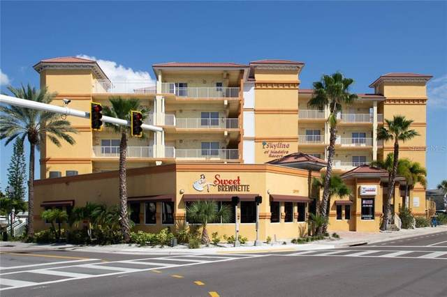 13999 Gulf Boulevard #405, Madeira Beach, FL 33708 (MLS #U8110630) :: RE/MAX Local Expert