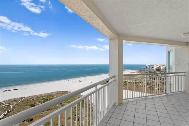 1170 Gulf Boulevard #1901, Clearwater, FL 33767 (MLS #U8110639) :: Griffin Group