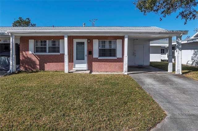5117 Tulip Street N #21, Pinellas Park, FL 33782 (MLS #U8110652) :: Team Borham at Keller Williams Realty