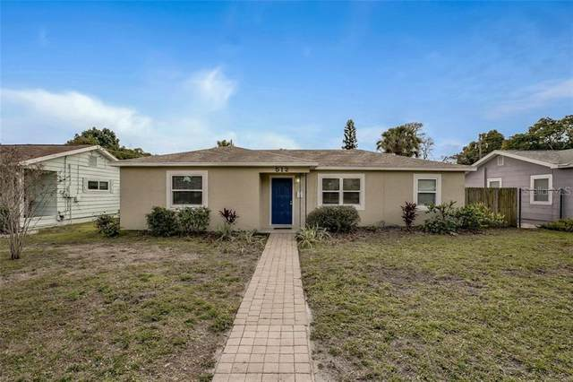 512 40TH Avenue NE, St Petersburg, FL 33703 (MLS #U8110656) :: Visionary Properties Inc