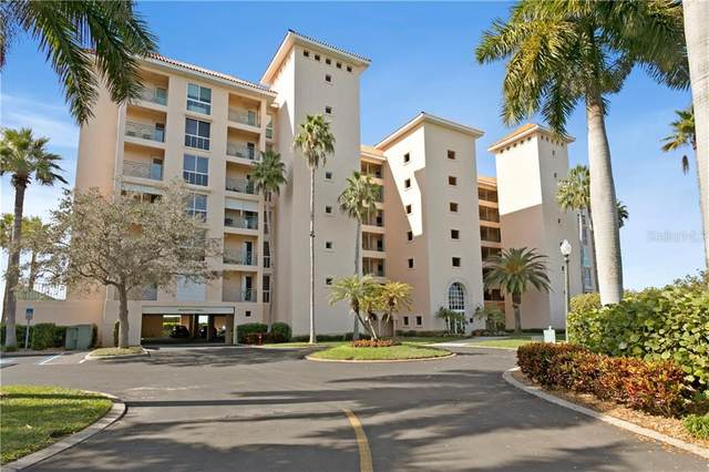 4850 Osprey Drive S #402, St Petersburg, FL 33711 (MLS #U8110669) :: Gate Arty & the Group - Keller Williams Realty Smart