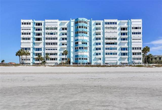 17400 Gulf Boulevard B8, Redington Shores, FL 33708 (MLS #U8110673) :: Dalton Wade Real Estate Group