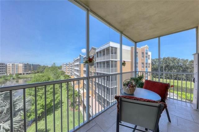 960 Starkey Road #2406, Largo, FL 33771 (MLS #U8110711) :: Everlane Realty