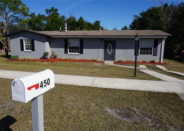 450 Briarwood Lane, Spring Hill, FL 34606 (MLS #U8110731) :: Griffin Group