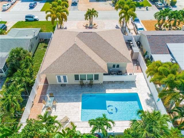 441 85TH Avenue, St Pete Beach, FL 33706 (MLS #U8110747) :: Keller Williams on the Water/Sarasota