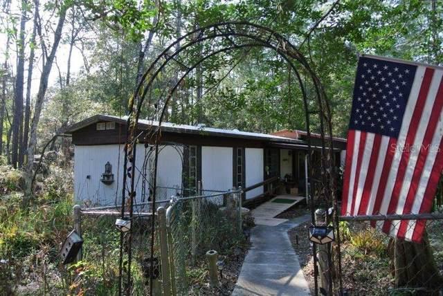 16393 Pawnee Drive, Brooksville, FL 34601 (MLS #U8110770) :: Griffin Group