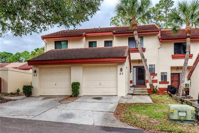 3460 Countryside Boulevard #63, Clearwater, FL 33761 (MLS #U8110794) :: Delta Realty, Int'l.