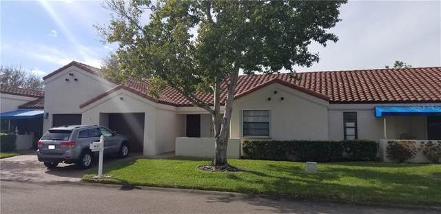 8802 40TH Lane N #7, Pinellas Park, FL 33782 (MLS #U8110799) :: Frankenstein Home Team