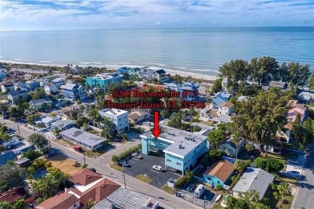 8200 Bayshore Drive #12, Treasure Island, FL 33706 (MLS #U8110848) :: RE/MAX Local Expert