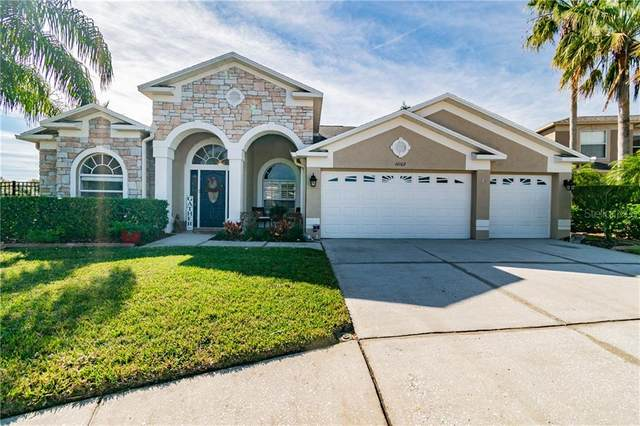 16102 Lytham Drive, Odessa, FL 33556 (MLS #U8110867) :: Team Bohannon Keller Williams, Tampa Properties