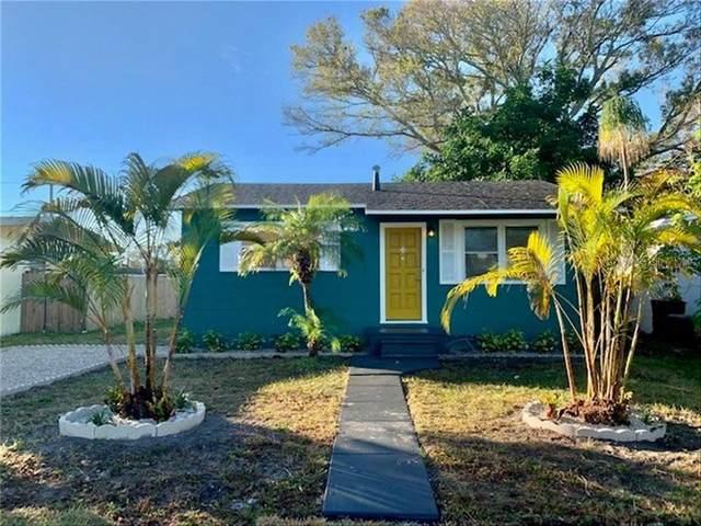 5614 14TH Avenue S, Gulfport, FL 33707 (MLS #U8110883) :: Dalton Wade Real Estate Group