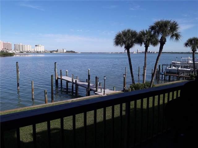 144 Marina Del Rey Court E #144, Clearwater, FL 33767 (MLS #U8110892) :: The Hesse Team