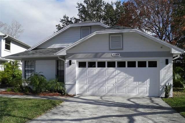2269 Springrain Drive, Clearwater, FL 33763 (MLS #U8110920) :: Everlane Realty
