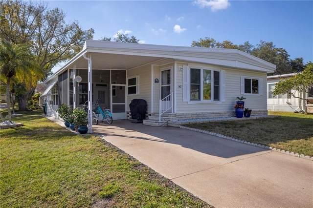 142 Vinewood Drive #1, Safety Harbor, FL 34695 (MLS #U8110978) :: RE/MAX Local Expert