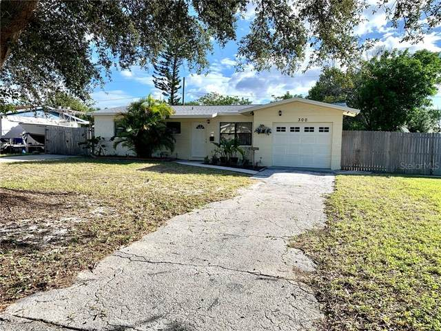 300 Lewis Boulevard SE, St Petersburg, FL 33705 (MLS #U8111016) :: Armel Real Estate