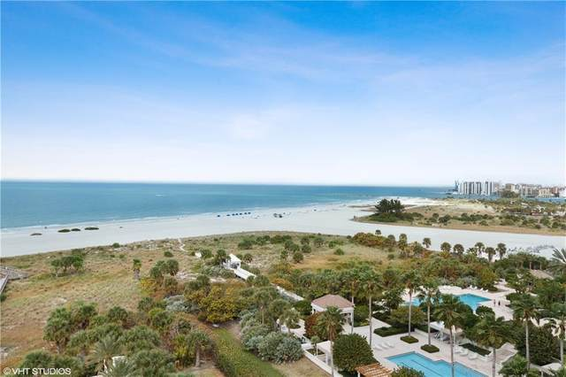 1200 Gulf Boulevard #905, Clearwater, FL 33767 (MLS #U8111019) :: Armel Real Estate