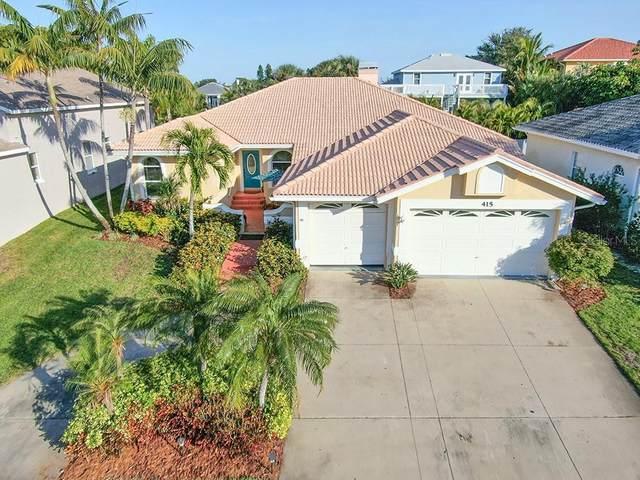 415 8TH Avenue N, Tierra Verde, FL 33715 (MLS #U8111030) :: Visionary Properties Inc