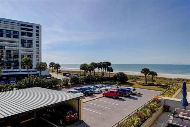 1430 Gulf Boulevard #207, Clearwater, FL 33767 (MLS #U8111138) :: Griffin Group