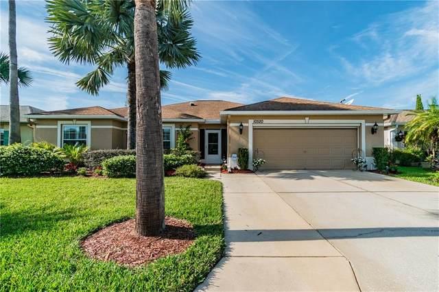 10520 Collar Drive, San Antonio, FL 33576 (MLS #U8111147) :: Homepride Realty Services