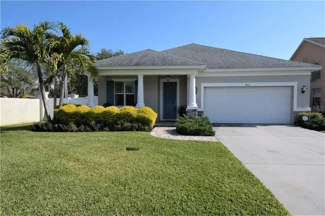 801 Blandon Road, Oldsmar, FL 34677 (MLS #U8111203) :: Globalwide Realty