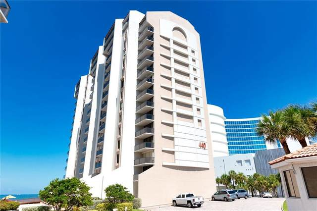 440 S Gulfview Boulevard #1104, Clearwater Beach, FL 33767 (MLS #U8111243) :: Globalwide Realty