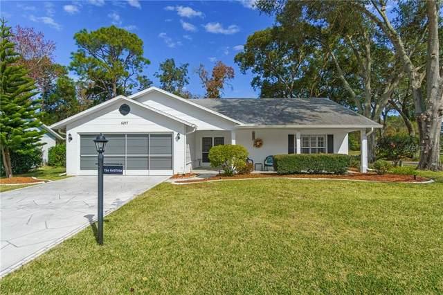 6217 Ocean Pines Lane, Spring Hill, FL 34606 (MLS #U8111303) :: Keller Williams on the Water/Sarasota