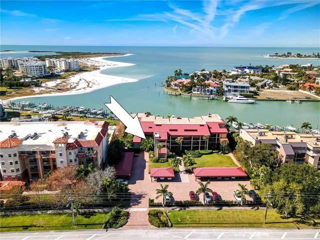 1060 Pinellas Bayway S #202, Tierra Verde, FL 33715 (MLS #U8111308) :: Globalwide Realty