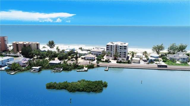 20064 Gulf Boulevard #2, Indian Shores, FL 33785 (MLS #U8111354) :: Lockhart & Walseth Team, Realtors