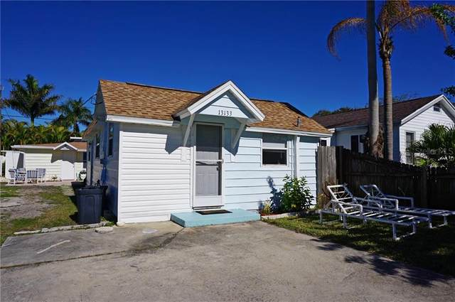 13133 3RD Street E, Madeira Beach, FL 33708 (MLS #U8111371) :: Dalton Wade Real Estate Group