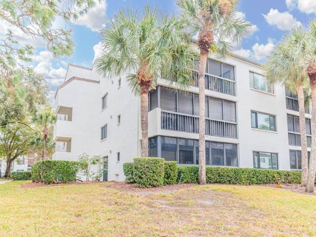 2593 Countryside Boulevard #7101, Clearwater, FL 33761 (MLS #U8111565) :: Coldwell Banker Vanguard Realty