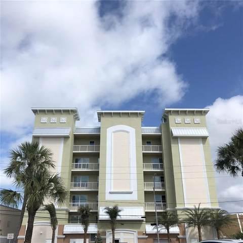 706 Bayway Boulevard #502, Clearwater Beach, FL 33767 (MLS #U8111621) :: Team Borham at Keller Williams Realty