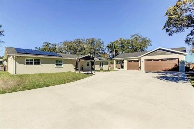 288 Jeru Boulevard, Tarpon Springs, FL 34689 (MLS #U8111712) :: Realty One Group Skyline / The Rose Team