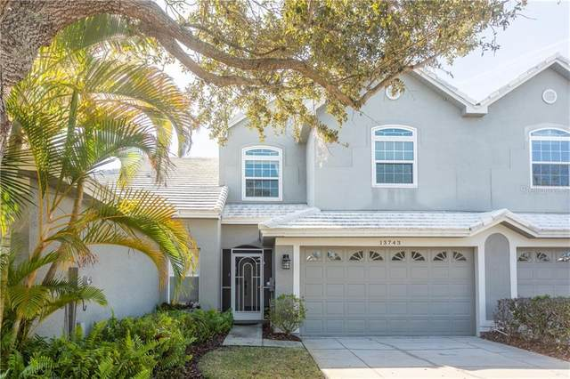 13743 Eagles Walk Drive, Clearwater, FL 33762 (MLS #U8112045) :: Team Borham at Keller Williams Realty