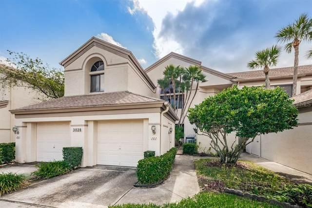 3028 Red Oak Court #101, Palm Harbor, FL 34684 (MLS #U8112091) :: Bridge Realty Group