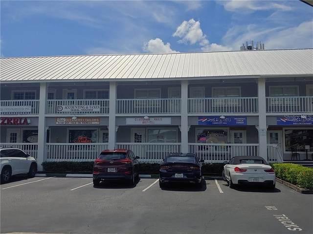 1120 Pinellas Bayway S 205 & 206, Tierra Verde, FL 33715 (MLS #U8112154) :: Lockhart & Walseth Team, Realtors