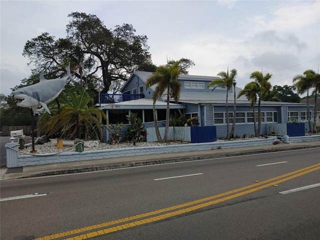 900 N Pinellas Avenue, Tarpon Springs, FL 34689 (MLS #U8112349) :: Coldwell Banker Vanguard Realty