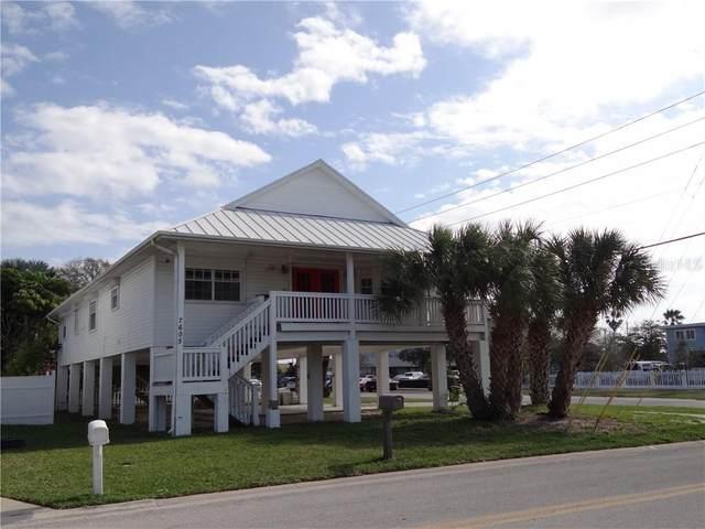 7605 Coquina Way, St Pete Beach, FL 33706 (MLS #U8112417) :: Lockhart & Walseth Team, Realtors
