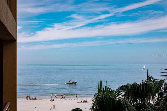 11 Baymont Street #406, Clearwater Beach, FL 33767 (MLS #U8112557) :: Team Borham at Keller Williams Realty
