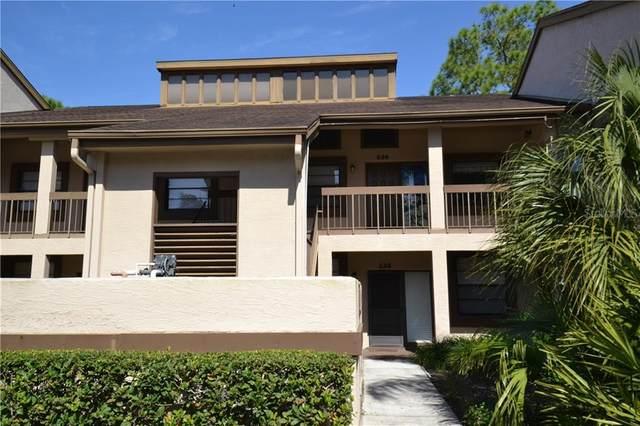 136 Lindsay Lane #46, Oldsmar, FL 34677 (MLS #U8112560) :: Team Borham at Keller Williams Realty