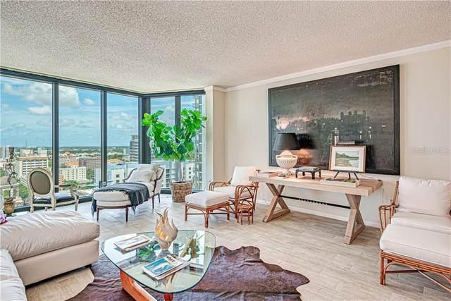 1 Beach Drive SE #2112, St Petersburg, FL 33701 (MLS #U8112568) :: Dalton Wade Real Estate Group