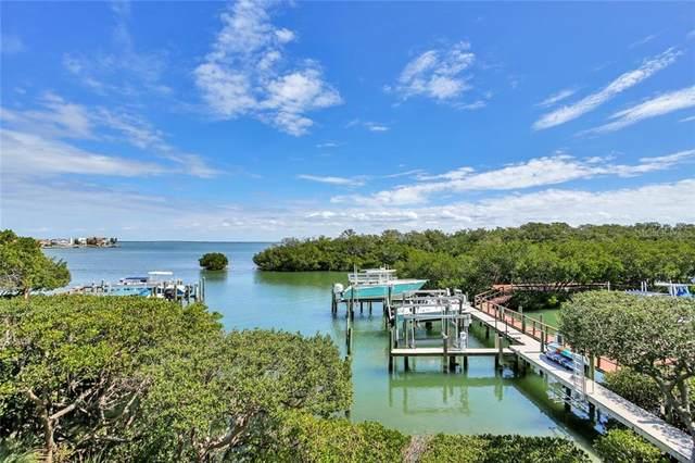 1593 Pinellas Bayway S, Tierra Verde, FL 33715 (MLS #U8112605) :: RE/MAX Premier Properties