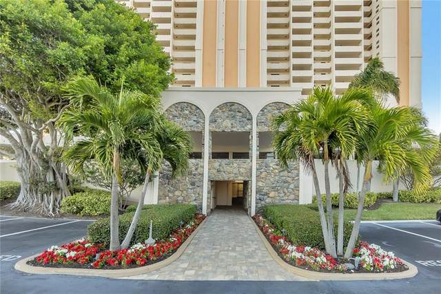 1270 Gulf Boulevard #1007, Clearwater, FL 33767 (MLS #U8112663) :: The Duncan Duo Team