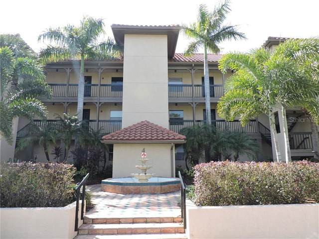 2400 Feather Sound Drive #434, Clearwater, FL 33762 (MLS #U8112814) :: Team Borham at Keller Williams Realty