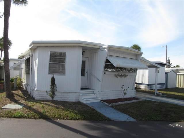 4851 W Gandy Boulevard B4l14, Tampa, FL 33611 (MLS #U8112917) :: Everlane Realty