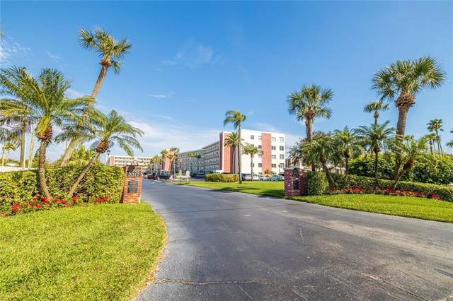 5575 Gulf Boulevard #437, St Pete Beach, FL 33706 (MLS #U8112955) :: Heckler Realty