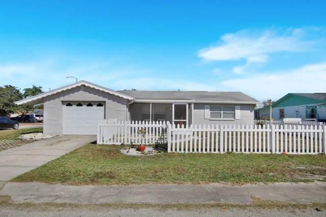 3023 Salisbury Drive, Holiday, FL 34691 (MLS #U8113110) :: Delta Realty, Int'l.